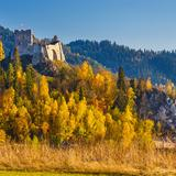 Image: The Pieniny Mountains - Czorsztyn and Niedzica