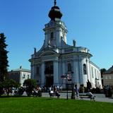 Изображение: Basilica of the Presentation of the Blessed Virgin Mary, Wadowice