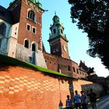 Image: The Wawel Royal Cathedral of Sts. Stanislaus BM and Wenceslaus M