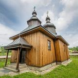 Image: Orthodox church of Sts. Cosmas and Damian, Bartne