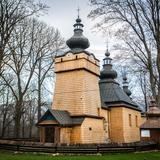 Image: Orthodox Church of Protection of the Virgin Mary , Hańczowa