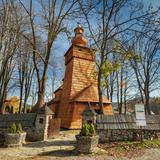 Image: Orthodox Church of St. James, Powroźnik