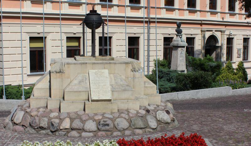 Monument of the Unknown Soldier in Tarnów