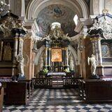 Dominican Basilica of the Holy Trinity in Krakow - Sanctuary of Our Lady of the Rosary