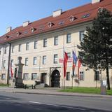 Barracks of the 12th infantry regiment, Wadowice